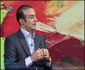 مصاحبه دکتر محمد گلی- دستگاه کوچک کننده بینی