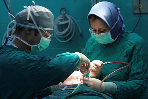 راینوپلاستی جراحی بینی