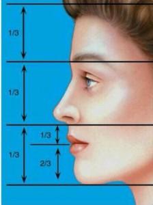 جراحی بینی متناسب
