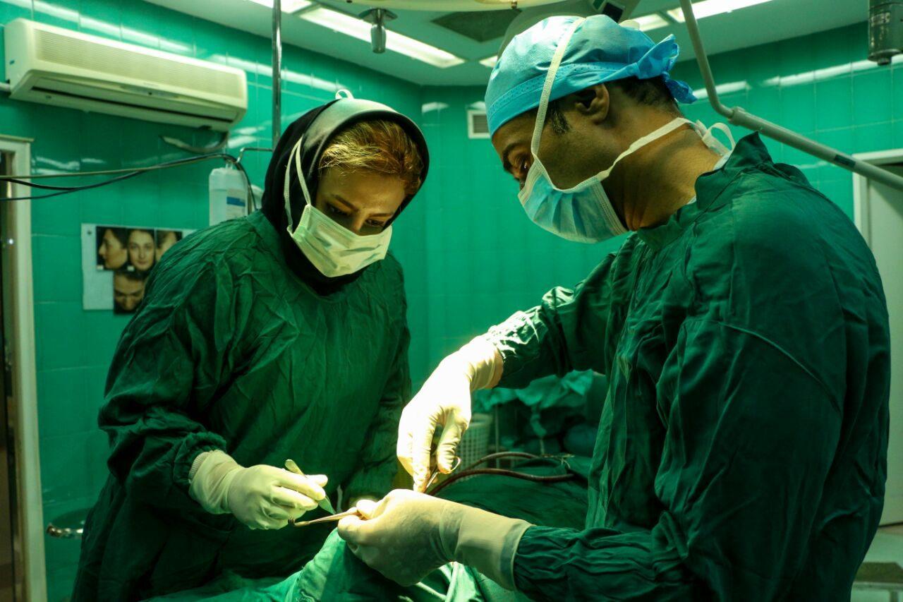 جراحی بینی نزاد ایرانیان